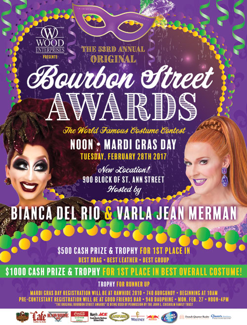 53rd Original Bourbon Street Awards
